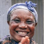 Helen Kenyan Grandma