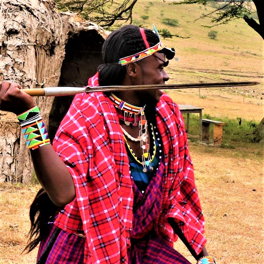 LIVING IN TWO WORLDS – ASK A MASAI WARRIOR