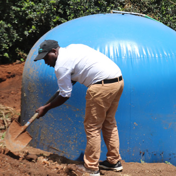 Energy For A Community - a gift of biogas that changes life in a Kenyan community