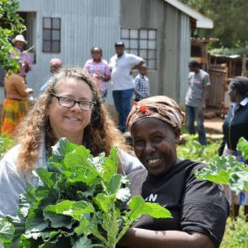 Irrigation For Food - a gift that helps an impoverished Kenyan community