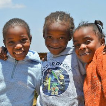 New Clothes - a gift that changes that lives of Kenyan children who are often homeless