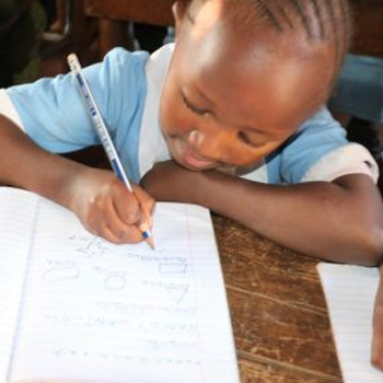 A School Education Kit - a gift that helps impoverished Kenyan children gain a vital education