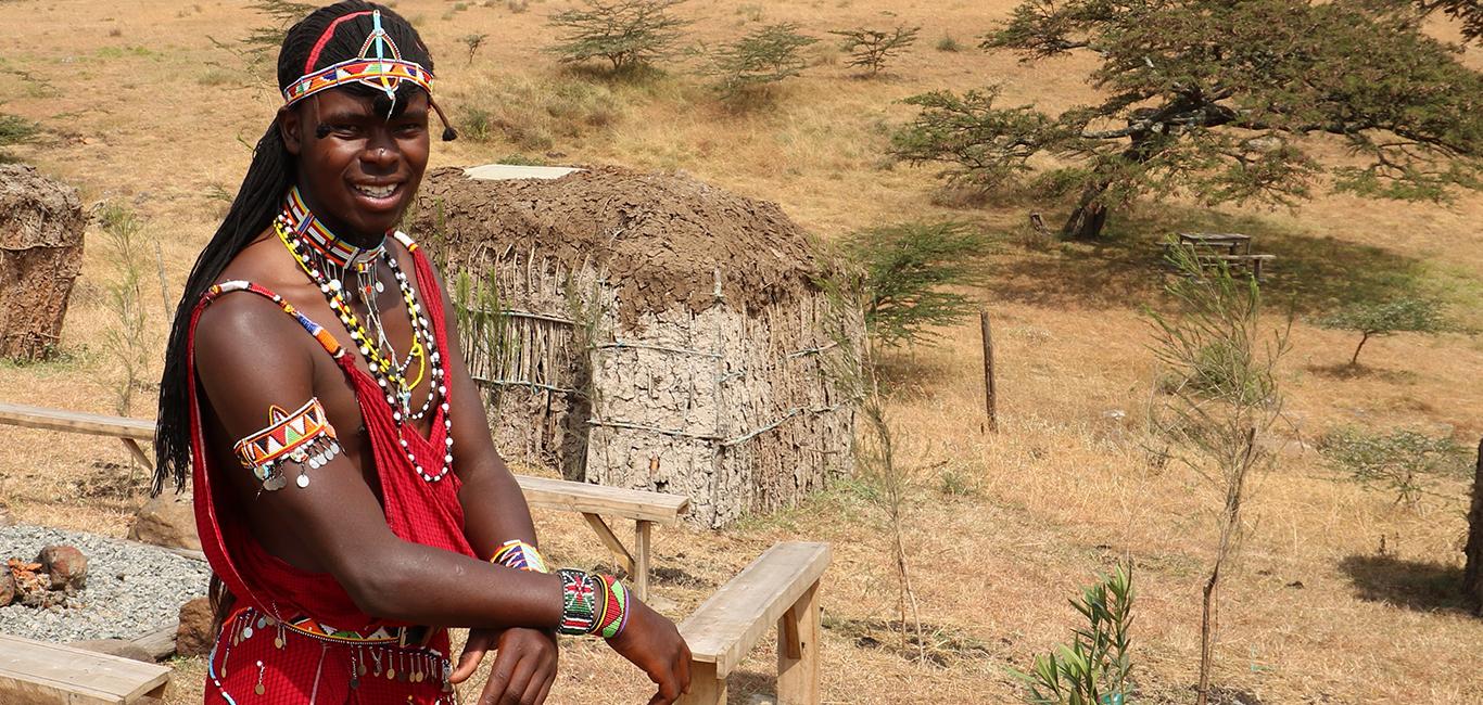 Masai Eco Tour <span>1 Day Tour</span>