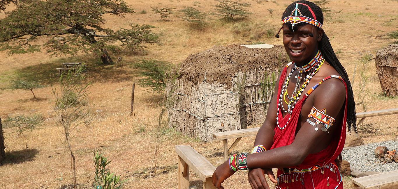 Maasai Eco Tour <span>1 Day Tour</span>