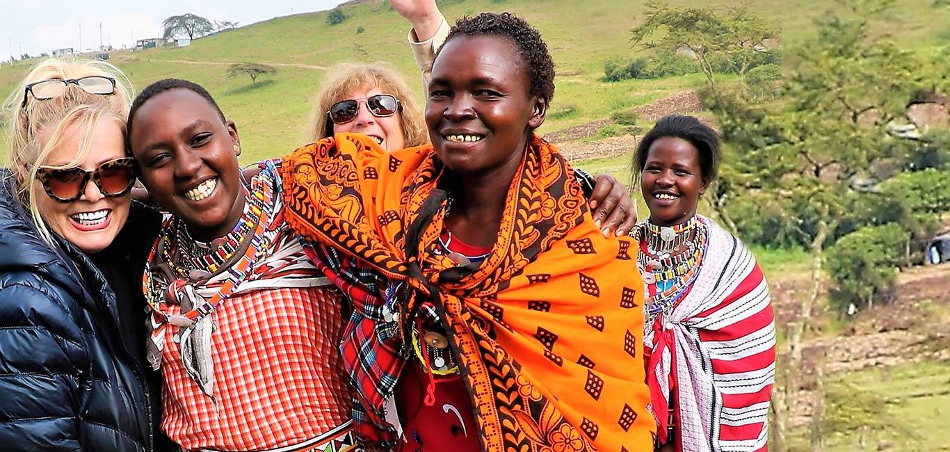 Maasai Magic <span>1 Day Tour</span>