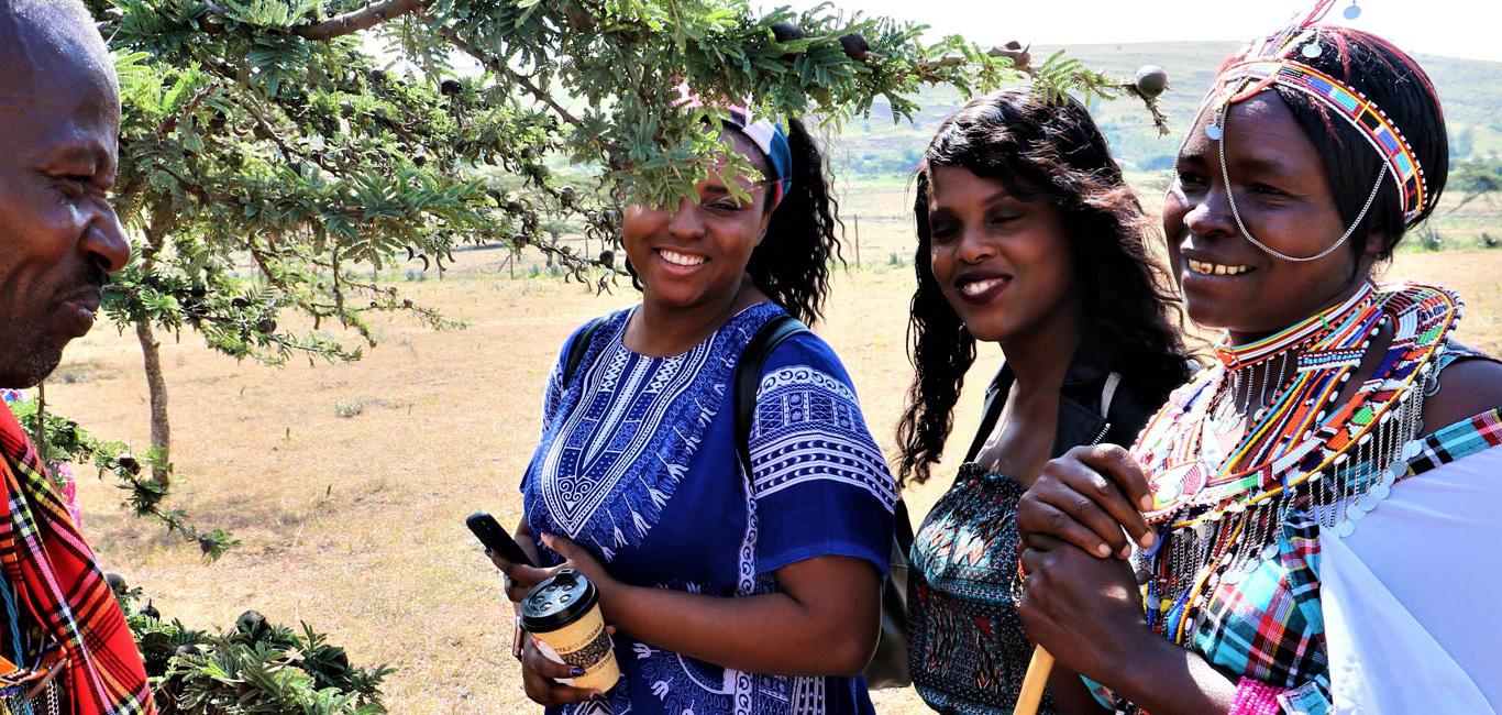 Heroes and Heroines of Kenya <span>3 Days Tour</span>