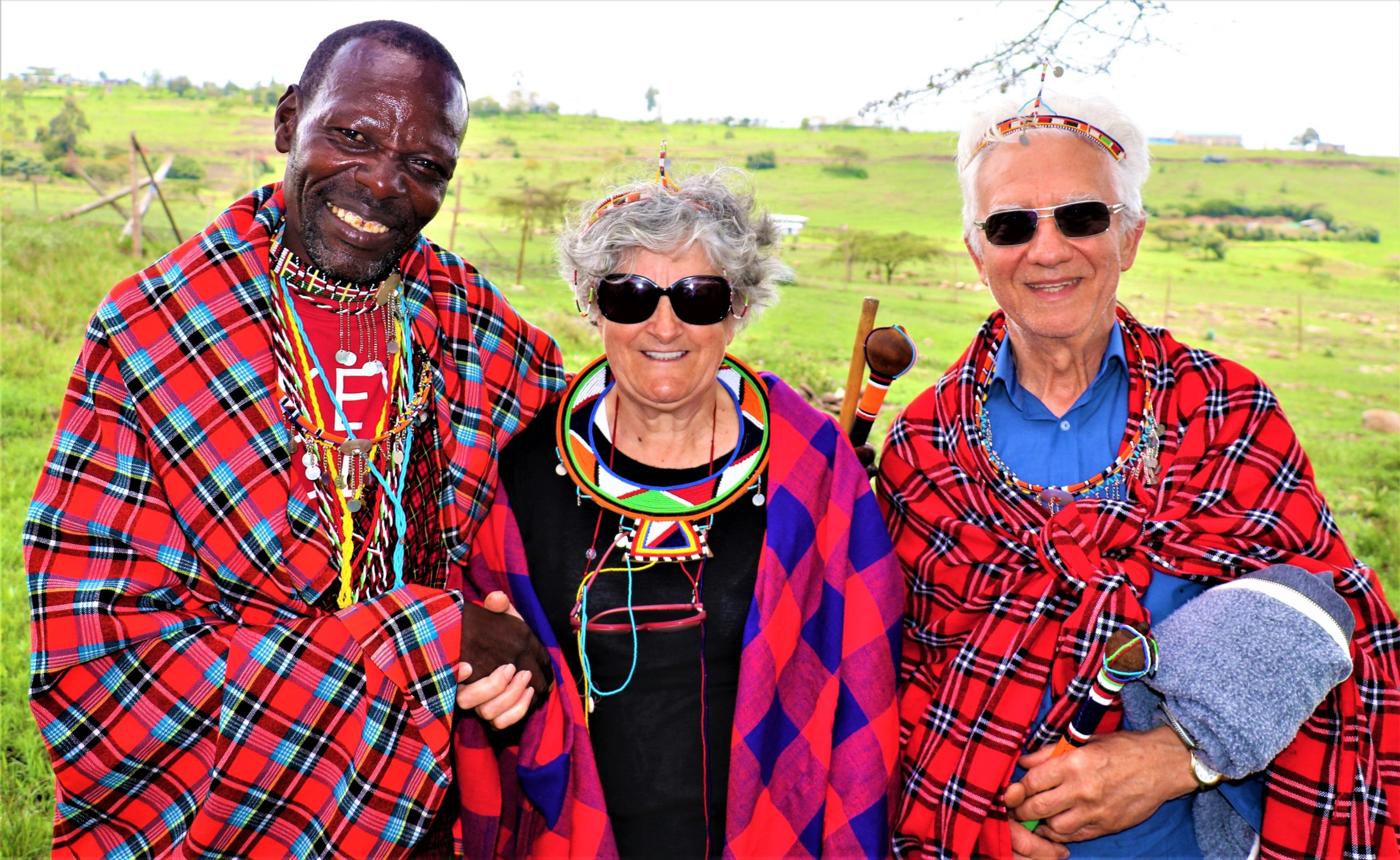 When in Kenya, Why Not Celebrate Your Lifetime Event with the Maasai?