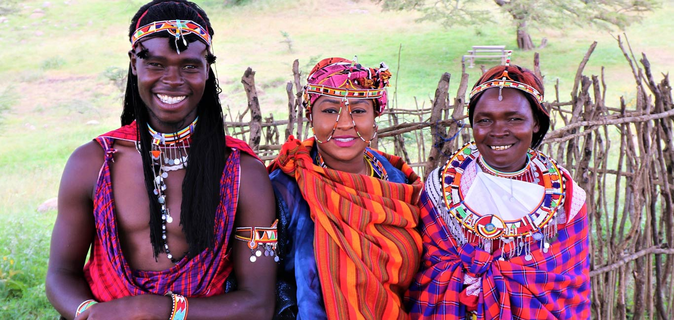 Celebrating Rites of Passage with the Maasai