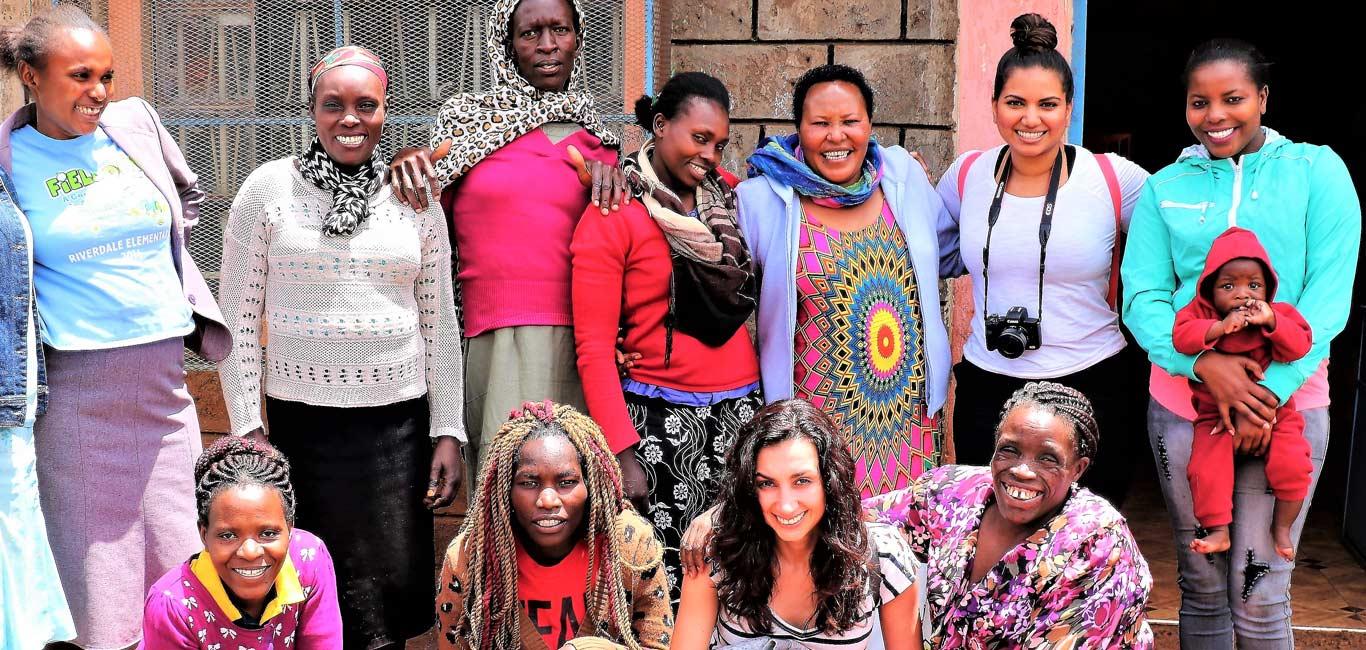 International Women's Day in Kenya