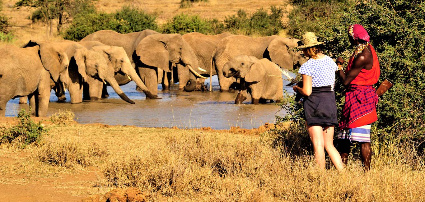 Kenyan Communities and Wildlife Conservation <span>8 Days Tour</span>