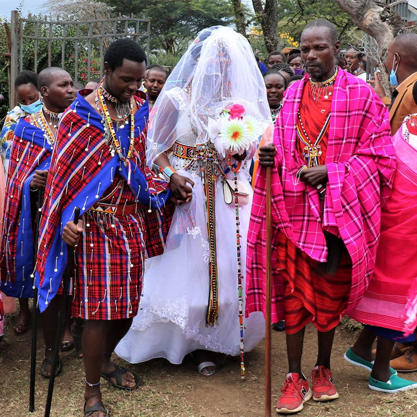 Have You Ever Been to a Maasai Wedding