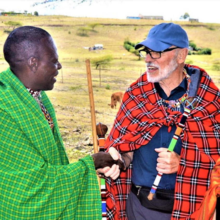It's Time for A Celebration the Maasai Way?